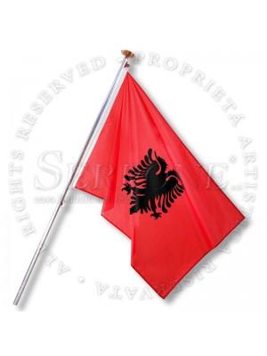 Bandera Albania 130-AL