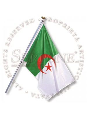 Bandera Argelia 130-DZ