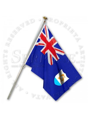 Bandiera Anguilla 130-AI