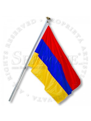 Bandera Armenia 130-AM