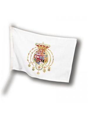 Bandiera Borbonica in perlon 181