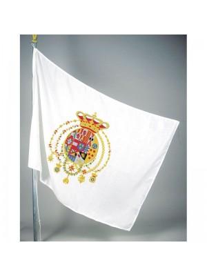 Bandiera Borbonica Stampata 183