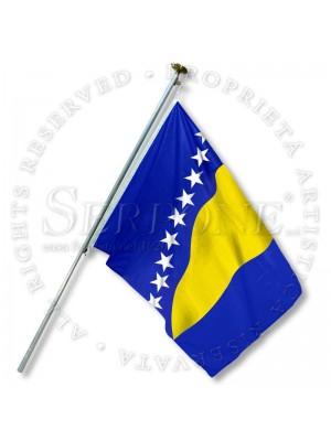 Bandiera Bosnia y Herzegovina 130-BA