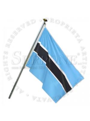 Bandera Botsuana 130-BW