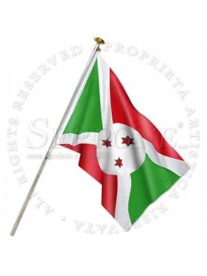 Bandera Burundi 130-BI