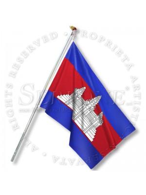 Bandiera Cambogia 130-KH