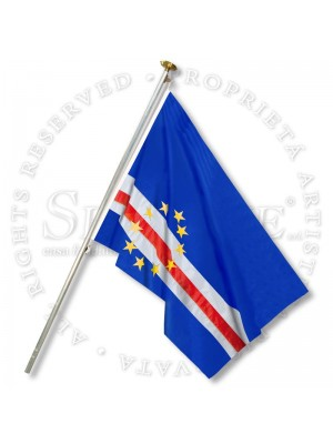 Bandera Cabo Verde 130-CV