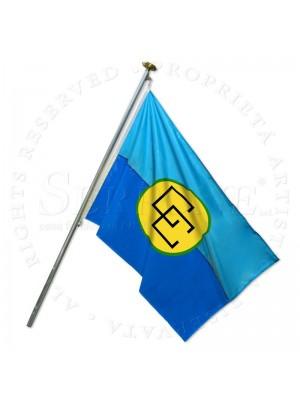 Bandiera CARICOM (Comunità Car 130-CARICOM