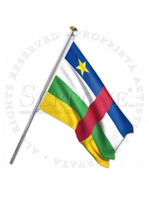 Bandera África Central 130-CF