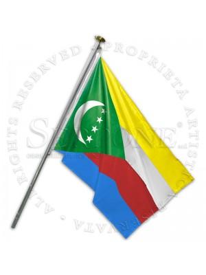Bandera Comoras 130-KM