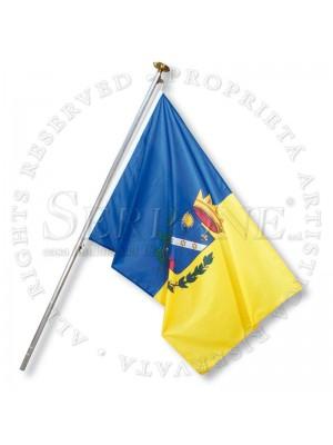 Bandiera Comunale con stemma p 173co