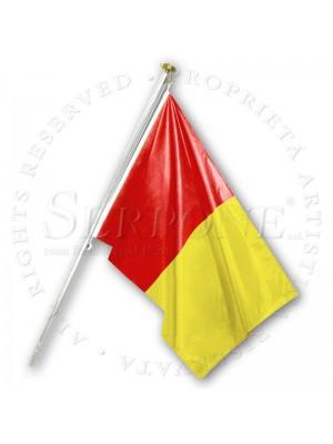 Bandiera Comunale semplice per 173co2