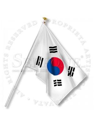 Bandiera Corea del Sud 130-KR