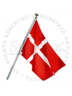 Bandera Dinamarca 130-DK