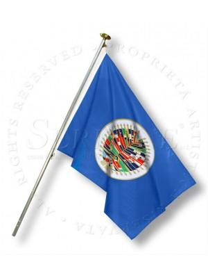 Bandiera dell'OAS (Organizzazi 130-OAS