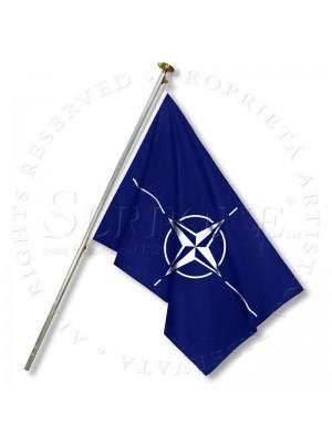 Bandiera della NATO 130-NATO