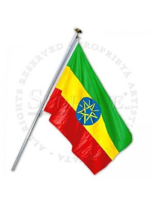 Bandera Etiopía 130-ET