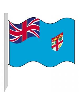 Bandera Fiyi 130-FJ
