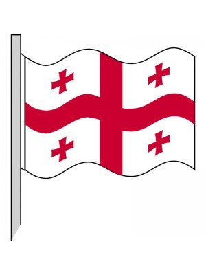 Bandiera Georgia 130-GE