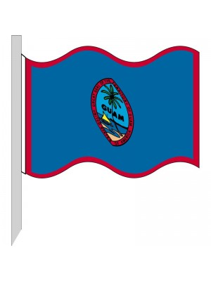 Bandera Guam 130-GU