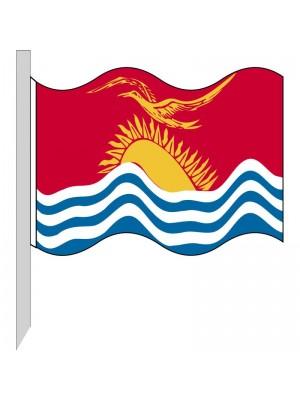 Bandera Kiribati 130-KI