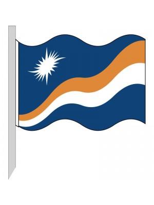 Bandera Islas Marshall 130-MH