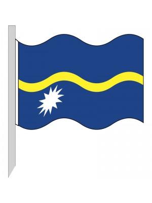 Bandera Nauru 130-NR