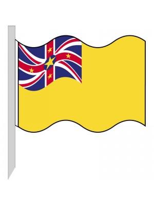 Bandera Niue 130-NU