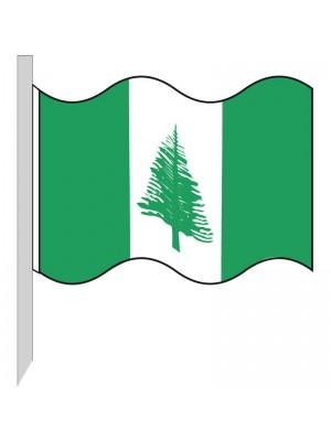 Bandera Norfolk 130-NF