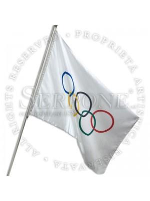 Bandiera Olimpica Economica 197/b
