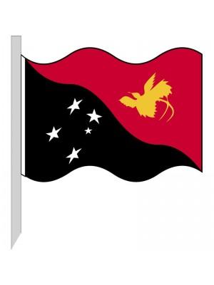 Bandera Papúa Nueva Guinea 130-PG