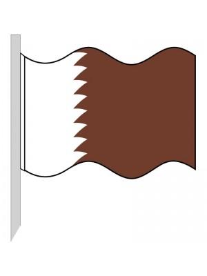 Bandera Catar 130-QA
