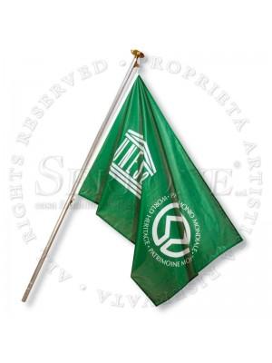 Bandiera Unesco - Patrimonio M 431b