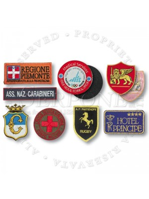 PATCHES RICAMATE 138